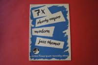 7 x Shorty Rogers Modern Jazz Themes Notenheft