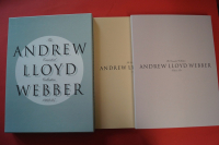 Andrew Lloyd Webber - Essential Collection 1 & 2 (in Box) Songbooks Notenbücher Piano Vocal Guitar PVG