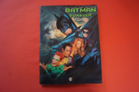 Batman Forever (Selections) Songbook Notenbuch Piano Vocal Guitar PVG