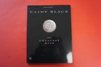 Clint Black - The Greatest Hits Songbook Notenbuch Piano Vocal Guitar PVG
