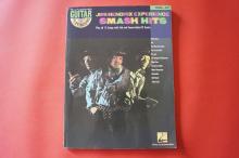 Jimi Hendrix - Smash Hits (Guitar Playalong, mit CD) Songbook Notenbuch Vocal Guitar