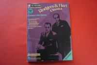 Rodgers & Hart - Jazz Play Along (mit CD) Songbook Notenbuch für diverse Instrumente