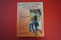 Sunday in the Park with George Songbook Notenbuch Piano Vocal