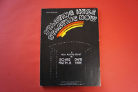 Starting here starting now Songbook Notenbuch Piano Vocal Guitar PVG