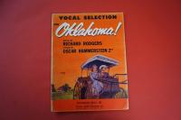 Oklahoma (ältere Ausgabe) Songbook Notenbuch Piano Vocal Guitar PVG