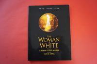 The Woman in White Songbook Notenbuch Piano Vocal Guitar PVG
