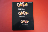 Guys and Dolls Songbook Notenbuch Piano Vocal Guitar PVG