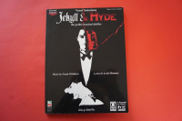 Jekyll & Hyde (Revised Edition) Songbook Notenbuch Piano Vocal Guitar PVG