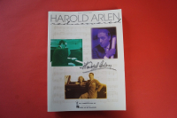 Harold Arlen - Rediscovered Songbook Notenbuch Piano Vocal Guitar PVG