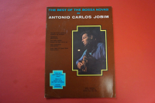 Antonio Carlos Jobim - The Best of Bossa Novas Songbook Notenbuch Piano Vocal Guitar PVG