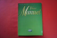 Victor Manuel - Antologia Songbook Notenbuch Piano Vocal Guitar PVG