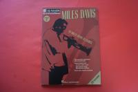 Miles Davis - Jazz Play Along (mit CD) Songbook Notenbuch für diverse Instrumente