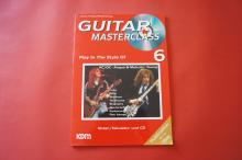 ACDC - Guitar Masterclass (mit CD) Notenbuch Guitar