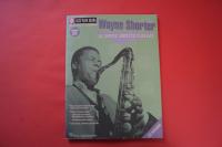 Wayne Shorter - Jazz Play Along (mit CD) Songbook Notenbuch für diverse Instrumente