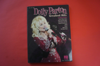 Dolly Parton - Greatest Hits Songbook Notenbuch Piano Vocal Guitar PVG