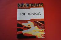 Rihanna - 15 Hits Songbook Notenbuch Easy Piano Vocal