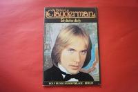 Richard Clayderman - Ich liebe Dich Songbook Notenbuch Piano Vocal Guitar PVG