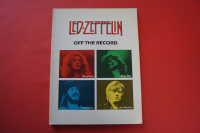 Led Zeppelin - Off the Record Songbook Notenbuch für Bands (Transcribed Scores)