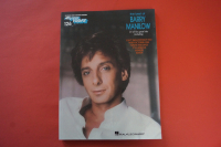 Barry Manilow - The Best of  Songbook Notenbuch Easy Piano Vocal