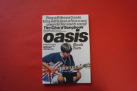 Oasis - The Chord Songbook Vol. 2 Songbook Vocal Guitar Chords