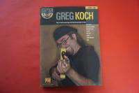 Greg Koch - Guitar Play Along (mit CD) Songbook Notenbuch Guitar