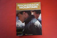 Brokeback Mountain Songbook Notenbuch Piano Vocal Guitar PVG