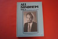 Stephen Sondheim - All Sondheim Volume 2 Songbook Notenbuch Piano Vocal