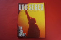 Bob Seger - The Fire inside Songbook Notenbuch Piano Vocal Guitar PVG