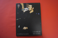 George Michael - Unplugged Songbook Notenbuch Piano Vocal Guitar PVG