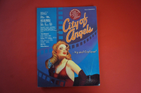 City of Angels Songbook Notenbuch Piano Vocal Guitar PVG