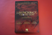 The Hunchback of Notre Dame (Musical) Songbook Notenbuch Piano Vocal