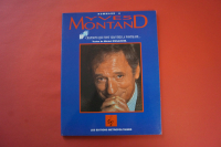 Yves Montand - Hommage Songbook Notenbuch Piano Vocal