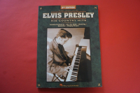 Elvis - His Country Hits (2nd Edition) Songbook Notenbuch Piano Vocal Guitar PVG