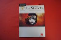 Les Miserables (mit CD)Notenbuch Flute