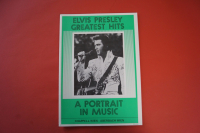 Elvis - A Portrait in Music Songbook Notenbuch Piano Vocal Guitar PVG