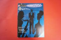 Bluesy Jazz (Jazz Play Along, mit CD) Songbook Notenbuch für diverse Instrumente