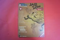 Jazz at the Movies (Jazz Play Along, mit CD) Songbook Notenbuch für diverse Instrumente