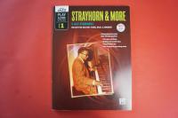Strayhorn & more (Jazz Play Along, mit MP3-CD) Songbook Notenbuch Piano Bass Drum