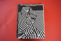 100 Jazz & Blues Greats (Spiralbindung) Songbook Notenbuch Piano Vocal Guitar PVG