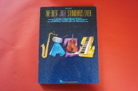The Best Jazz Standards Ever Songbook Notenbuch Easy Piano Vocal