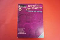 Essential Jazz Classics (Jazz Play Along, mit CD) Songbook Notenbuch für diverse Instrumente
