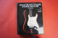 The Ultimate Rock Guitar Fake Book (2nd Edition) Songbook Notenbuch Vocal Guitar