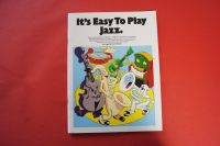 It´s easy to play Jazz Songbook Notenbuch Piano Vocal Guitar PVG