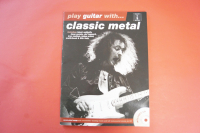 Play Guitar with Classic Metal (mit CD) Songbook Notenbuch Vocal Guitar