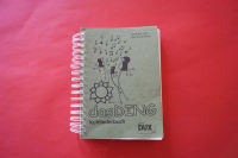 Das Ding Band 1 (ältere Ausgabe) Songbook Notenbuch Vocal Guitar Chords