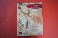 Best Jazz Classics (Jazz Play Along, mit CD) Songbook Notenbuch für diverse Instrumente
