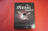 The Metal Playlist Songbook Notenbuch Vocal Guitar