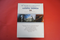 The World´s Greatest Southern Gospel Songs Songbook Notenbuch Piano Vocal Guitar PVG