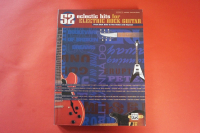 52 Eclectic Hits for Electric Rock Guitar Songbook Notenbuch Vocal Guitar