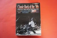Classic Rock of the 80s Progressive Glam & Video Generation Songbook Notenbuch Vocal Guitar